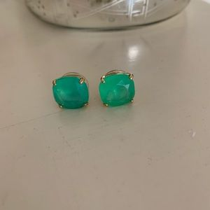 Kate Spade Green Earrings
